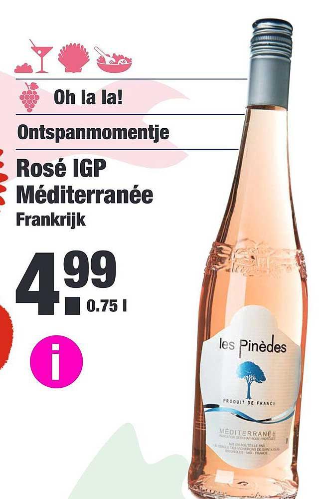 ALDI Rosé IGP Méditerranée