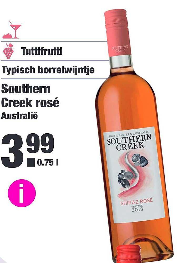 ALDI Southern Creek Rosé