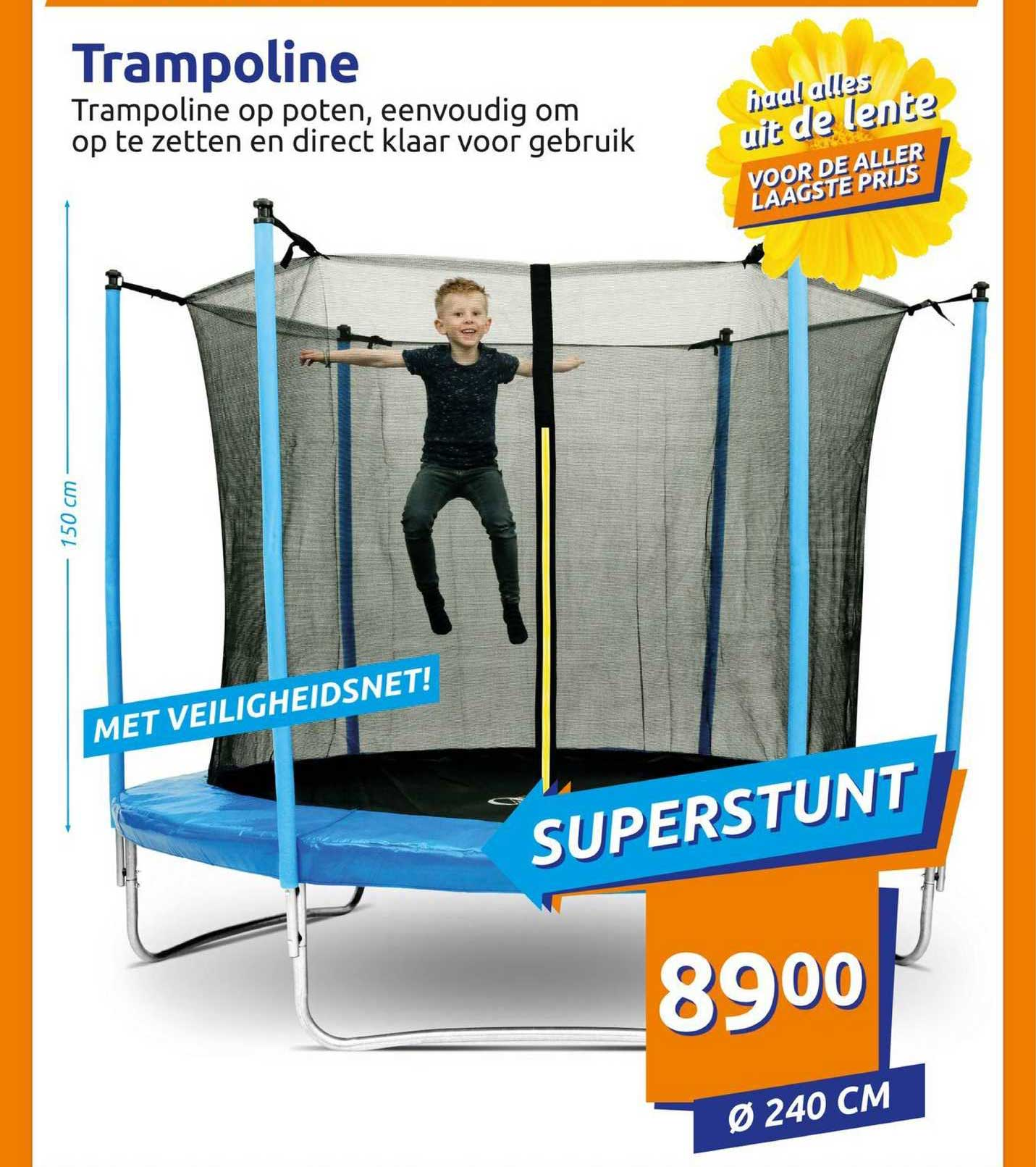 Action Trampoline