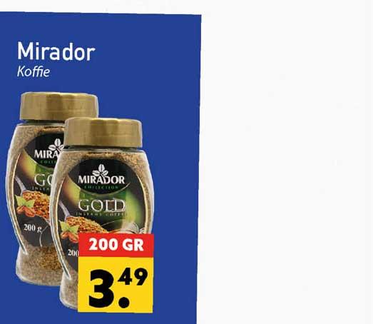 Tanger Markt Mirador Koffie