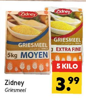 Tanger Markt Zidney Griesmeel