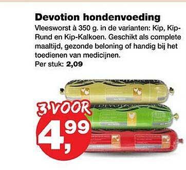 Jumper Devotion Hondenvoeding