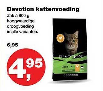 Jumper Devotion Kattenvoeding