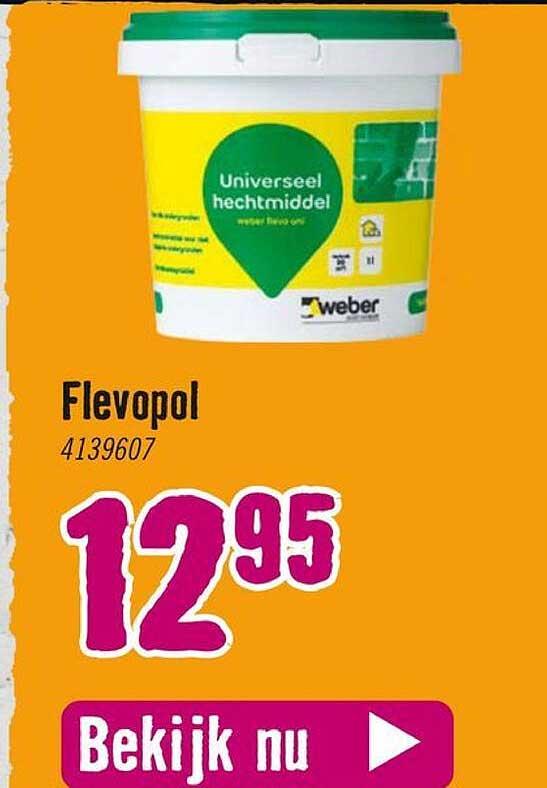 Hornbach Weber Flevopol