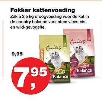 Jumper Fokker Kattenvoeding