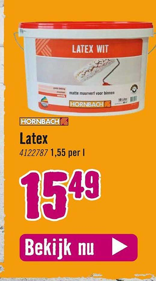 Hornbach Hornbach Latex