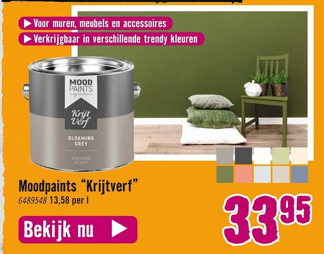 Hornbach Moodpaints