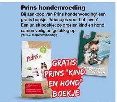 Jumper Prins Hondenvoeding