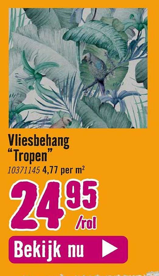 Hornbach Vliesbehang