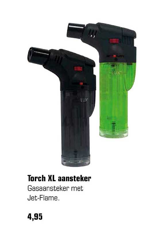 Primera Torch Xl Aansteker