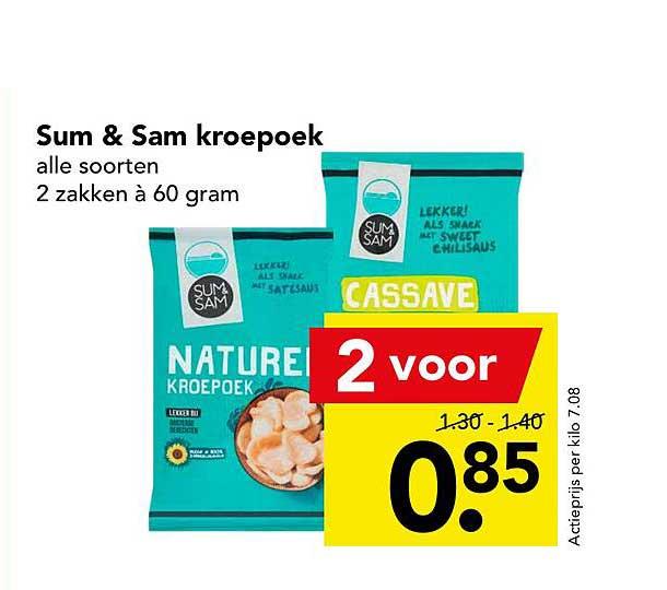 DEEN Sum & Sam Kroepoek