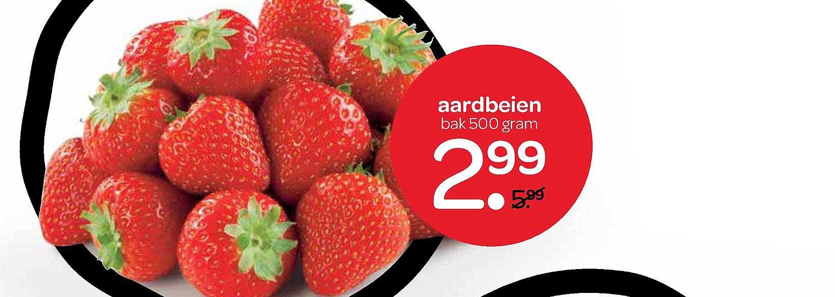 Spar Aardbeien 500 Gram