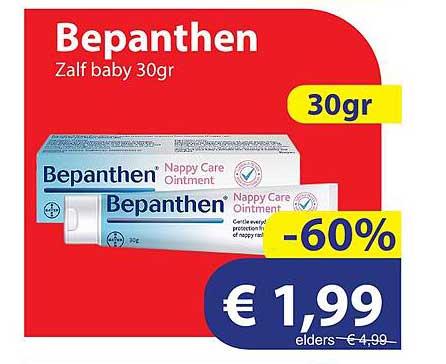 Die Grenze Bepanthen Zalf Baby 30gr