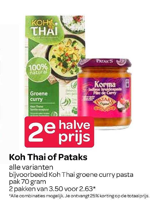 Spar Koh Thai Of Patak