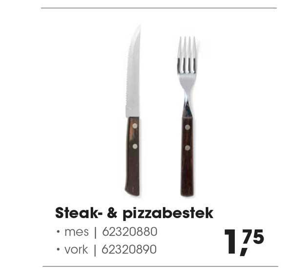 HANOS Steakbestek & Pizzabestek