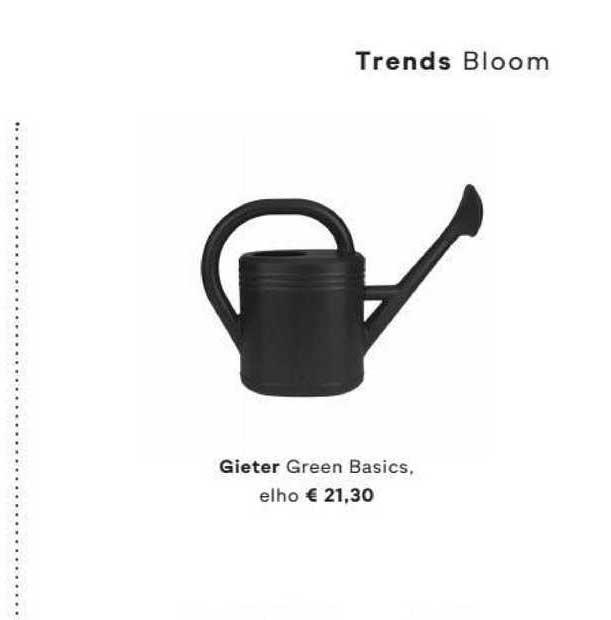 FonQ Gieter Green Basics, Elho