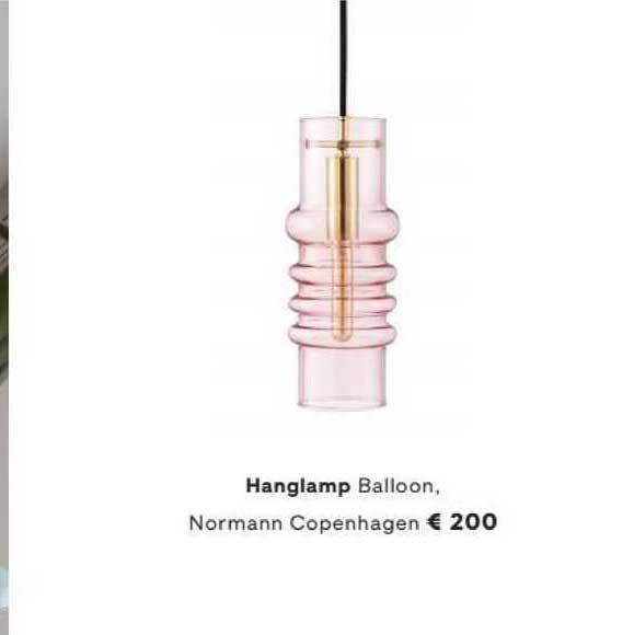 FonQ Hanglamp Balloon, Normann Copenhagen