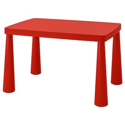 IKEA MAMMUT Kindertafel