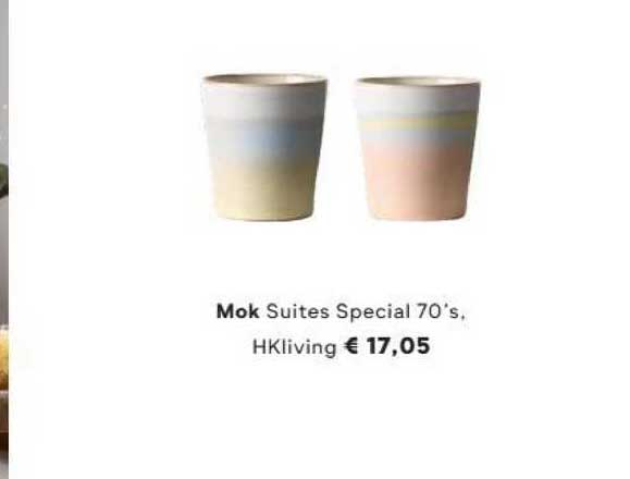 FonQ Mok Suites Special 70's, HKLiving