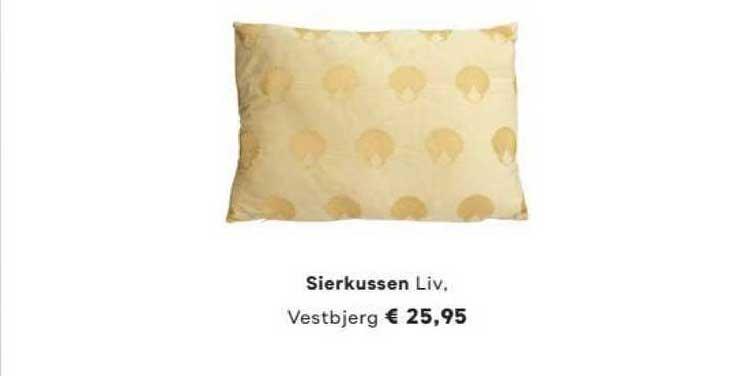 FonQ Sierkussen Liv Vestbjerg