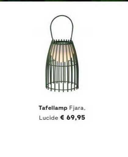 FonQ Tafellamp Fjara, Lucide