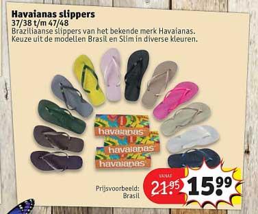 Kruidvat Havaianas Slippers