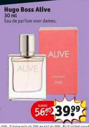 Kruidvat Hugo Boss Alive Eau De Parfum