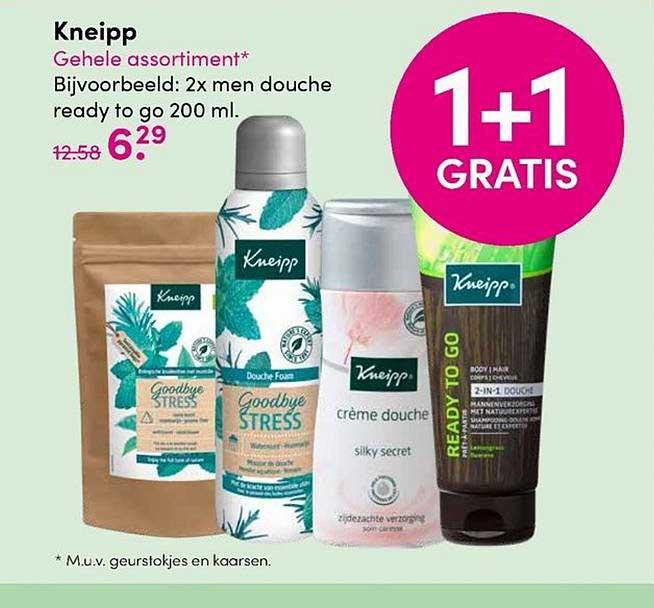 DA Kneipp 1+1 Gratis