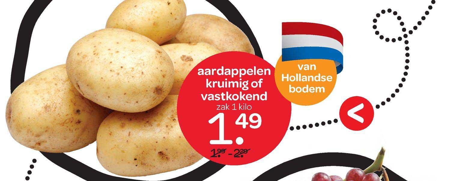 Spar Aardappelen Kruimig Of Vastkokend