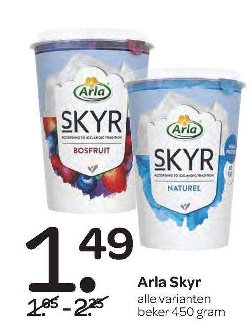 Spar Arla Skyr