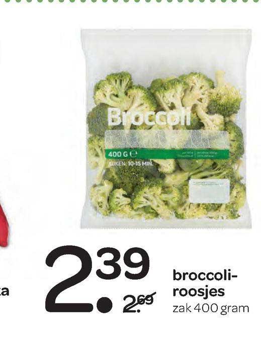 Spar Broccoliroosjes