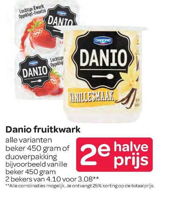 Spar Danio Fruitkwark
