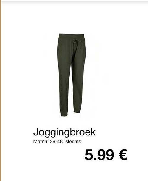 KiK Joggingbroek