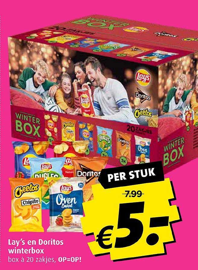 Boni Lay's En Doritos Winterbox