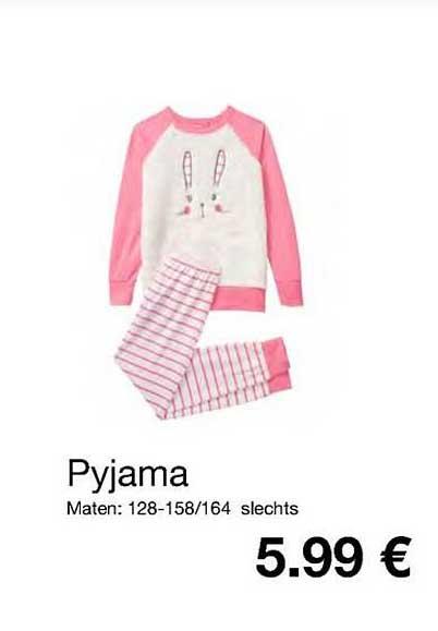 KiK Pyjama Roze