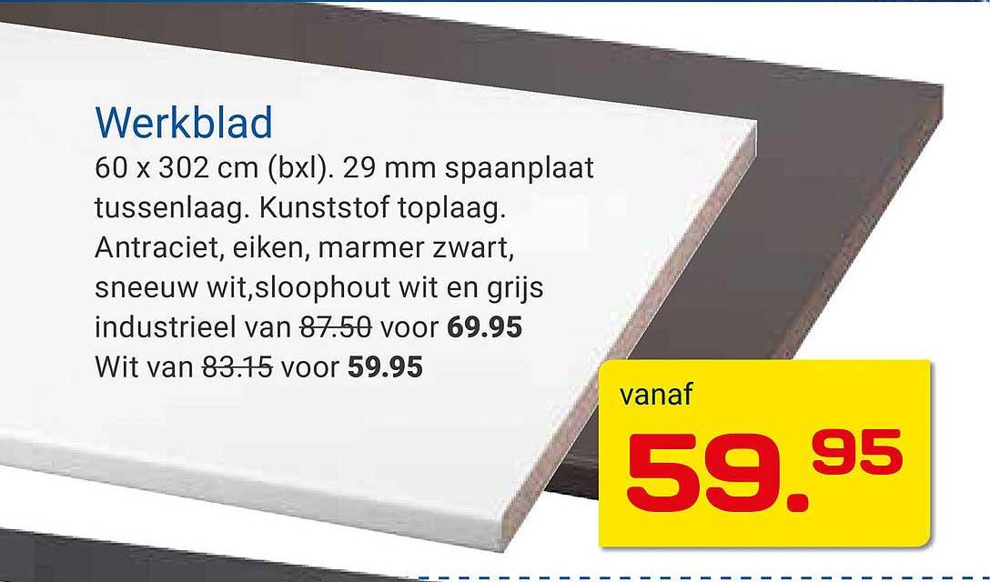KlusWijs Werkblad
