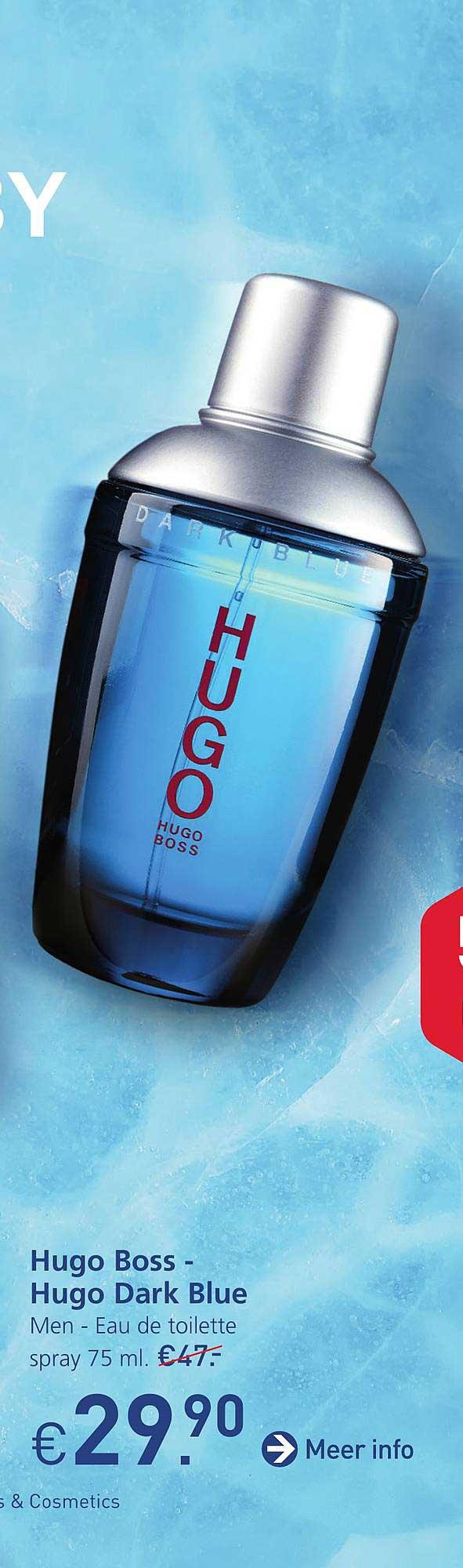 Hugo Boss Hugo Dark Blue Aanbieding Bij Schiphol See Buy Fly