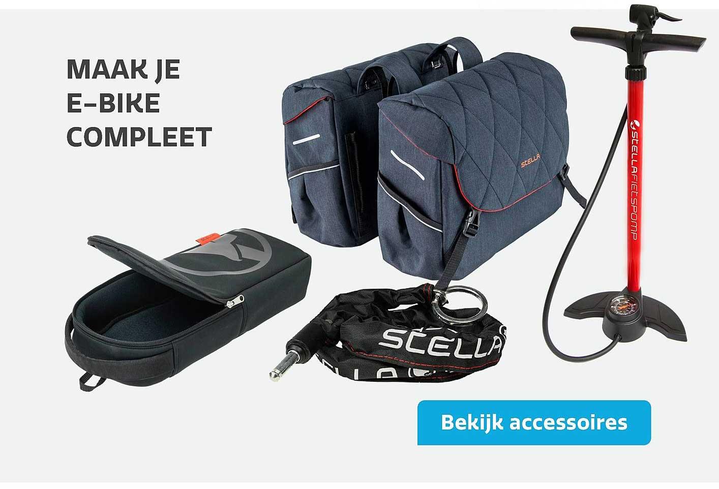 Stella Fietsen E-Bike Compleet Accessoires