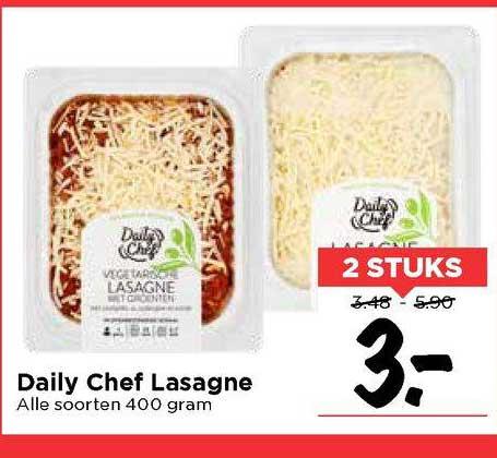 Vomar Daily Chef Lasagne