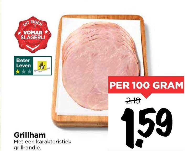 Vomar Grillham