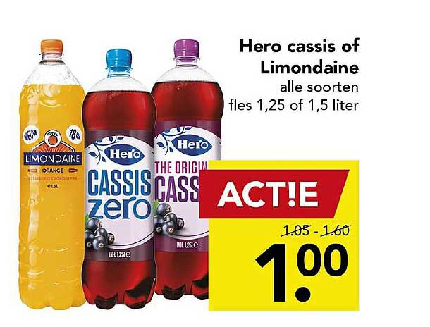 DEEN Hero Cassis Of Limondaine