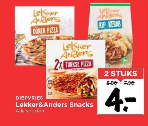 Vomar Lekker&Anders Snacks