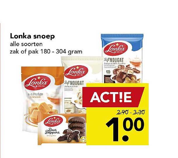 DEEN Lonka Snoep
