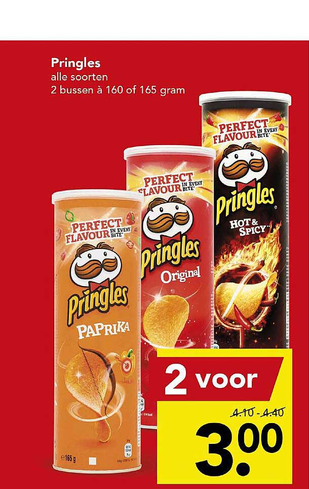 DEEN Pringles