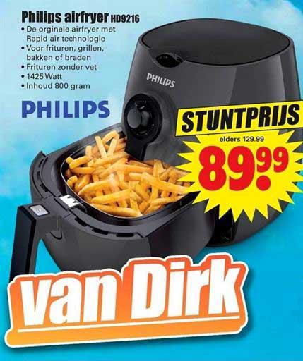 Dirk Philips Airfryer