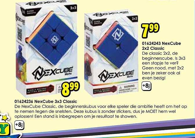 Toychamp NexCube 3x3 Classic Of NexCube 2x2 Classic