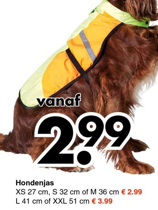 Wibra Hondenjas