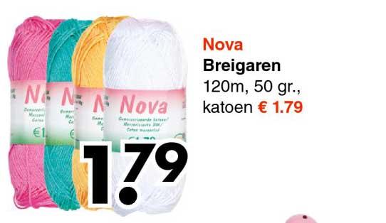 Wibra Nova Breigaren