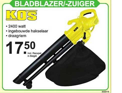 Van Cranenbroek Bladblazer--Zuiger