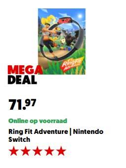 MediaMarkt Ring Fit Adventure | Nintendo Switch